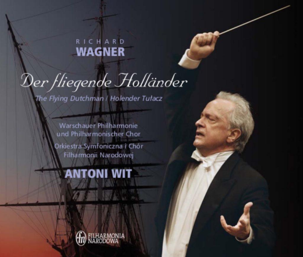 okładka płyty Der fliegende Holländer