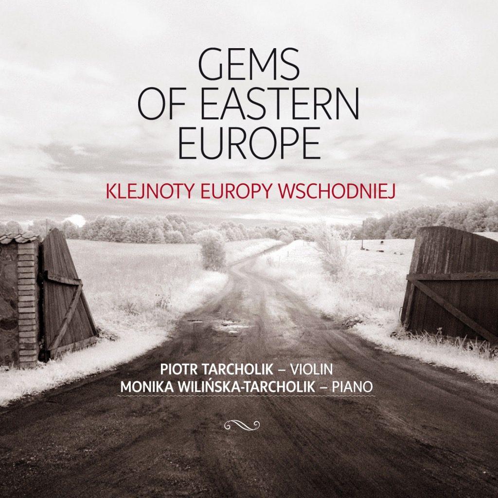 okładka płyty Gems of Eastern Europe