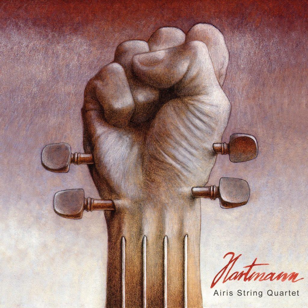 okładka płyty Hartmann