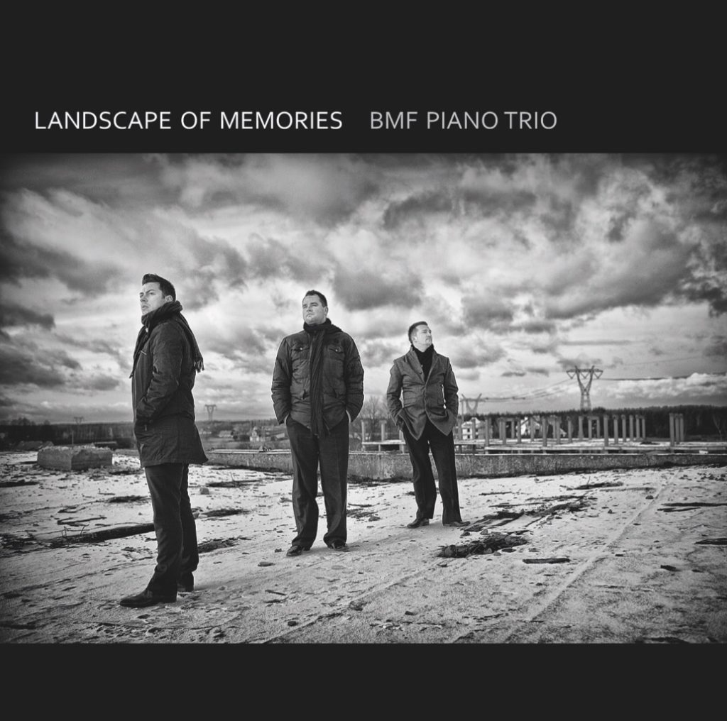 okładka płyty Landscape of memory