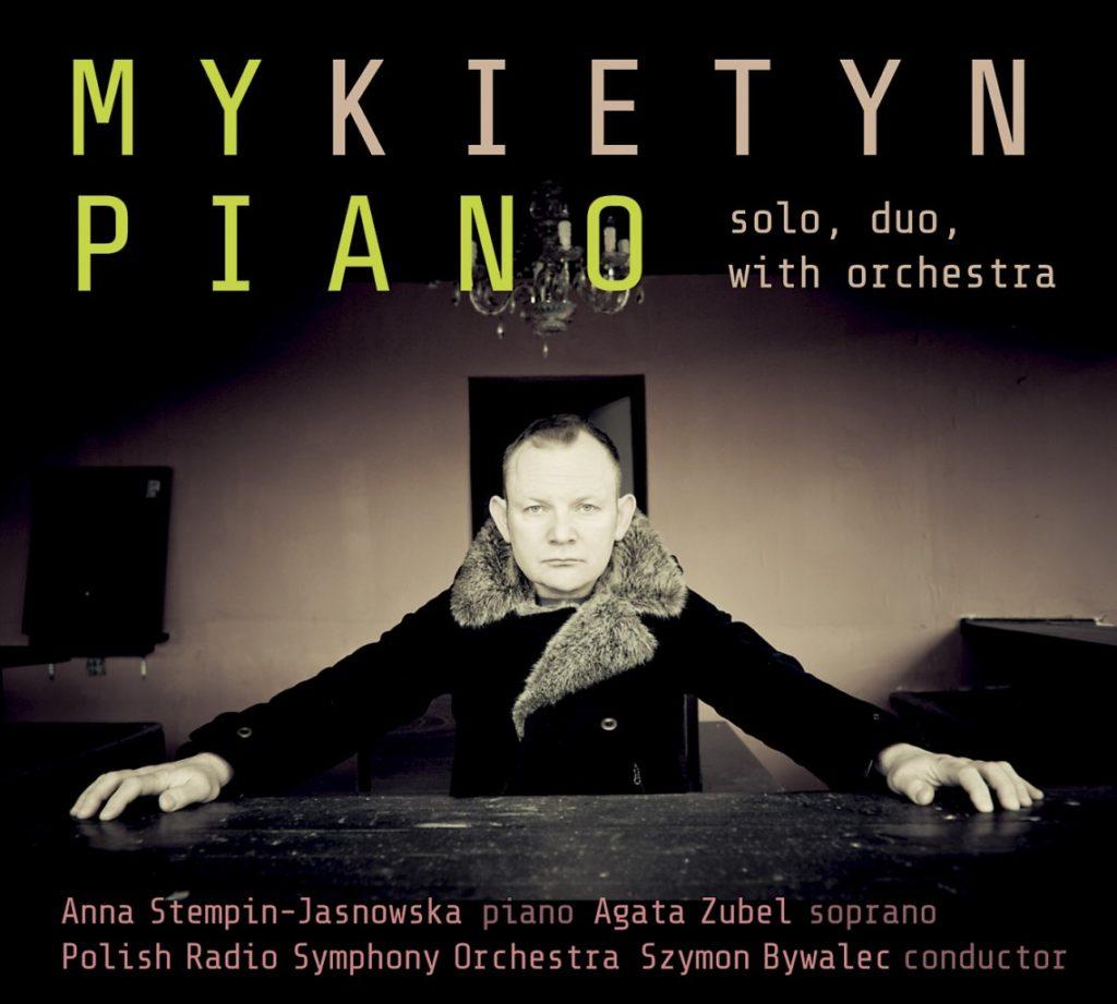 okładka płyty Mykietyn My Piano