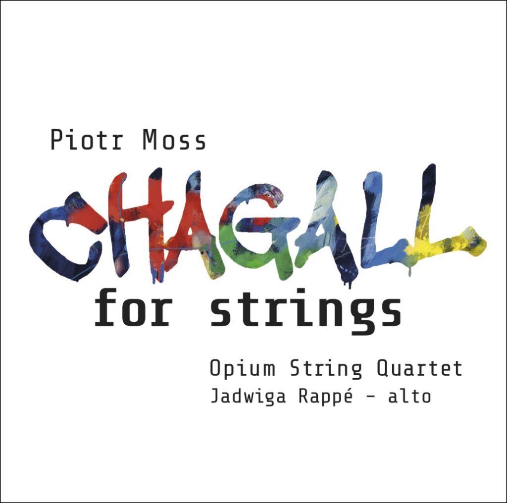 okładka płyty Chagall for Strings