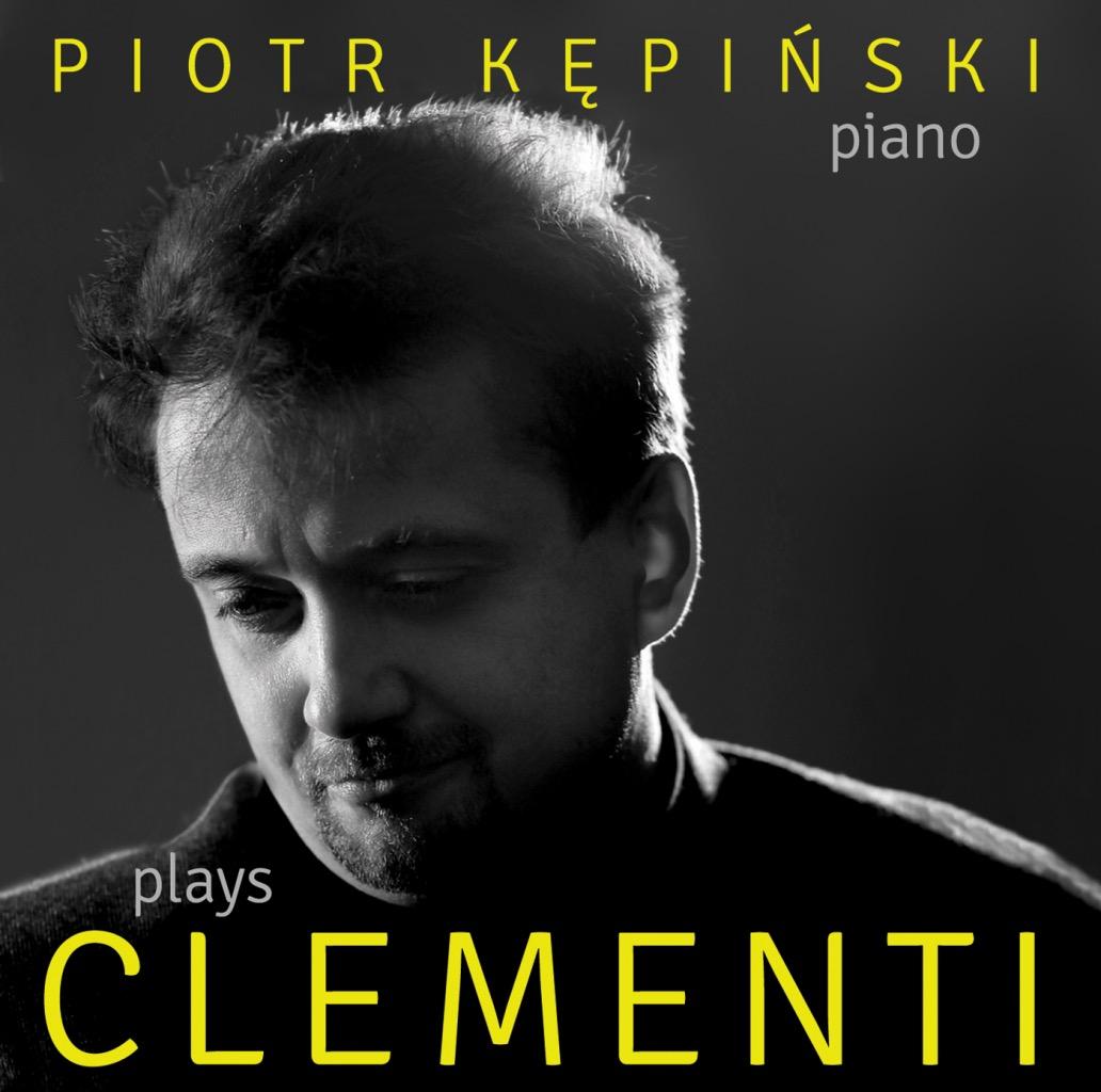 Piotr Kępiński plays Clementi