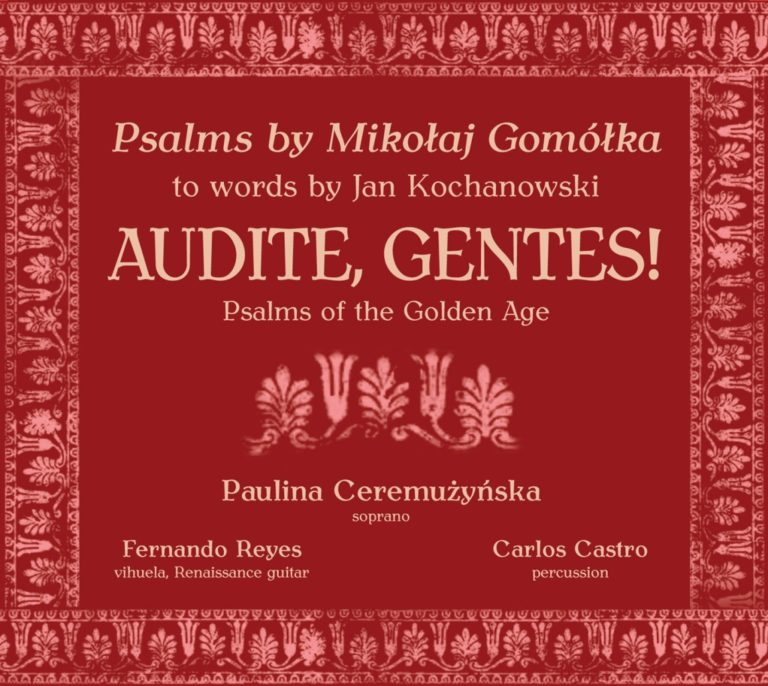 Read more about the article Audite, gentes!