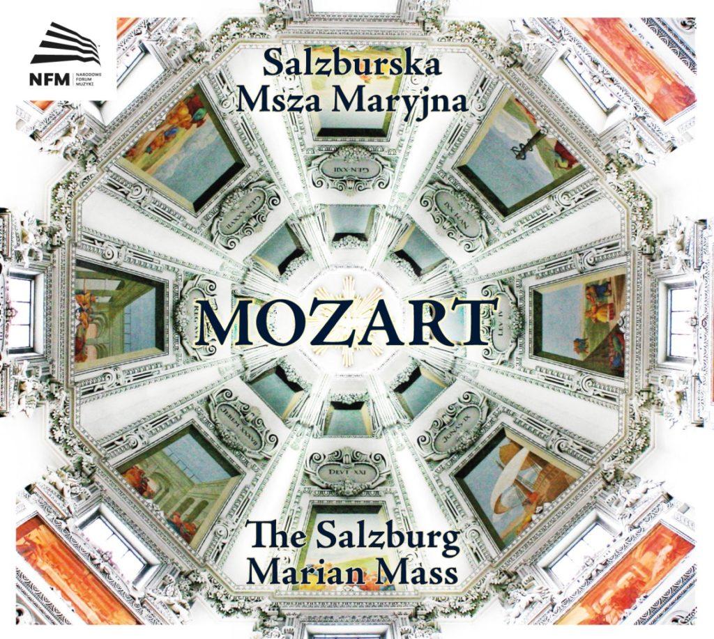 okładka płytyThe Salzburg Marian Mass