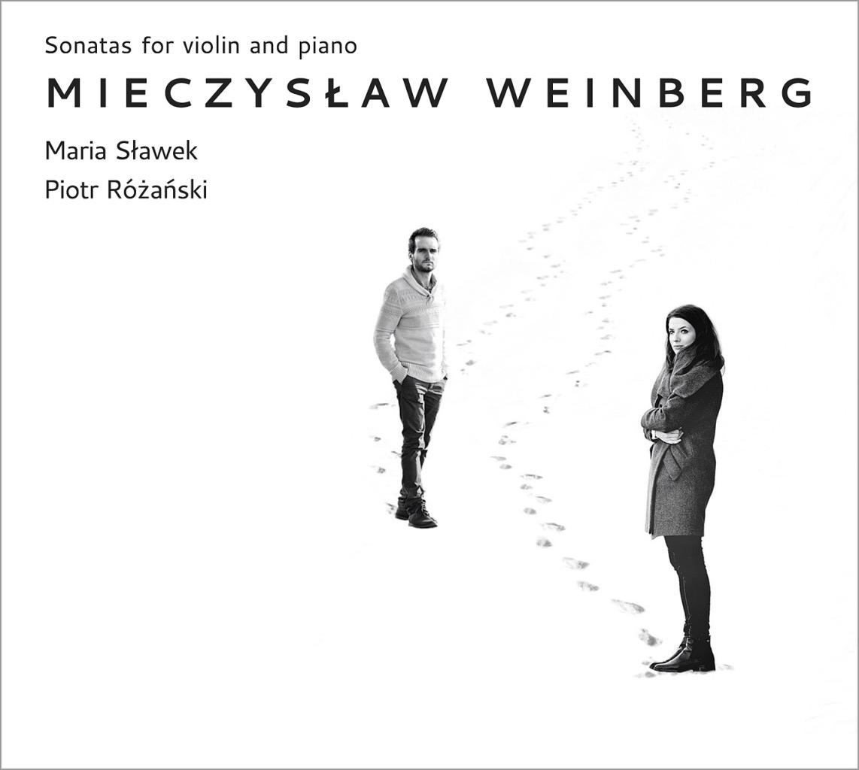 Mieczysław Weinberg – Sonatas for violin and piano