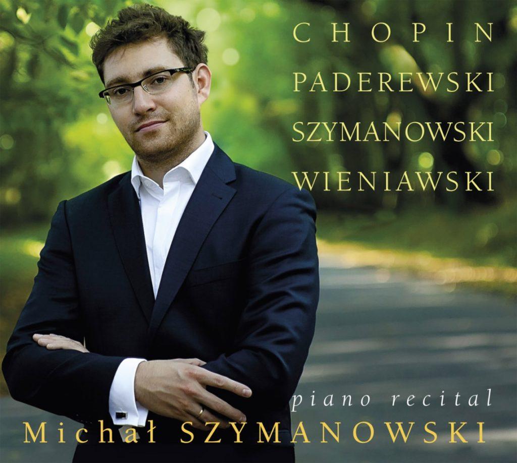 okładka płyty Michał Szymanowski – Piano Recital