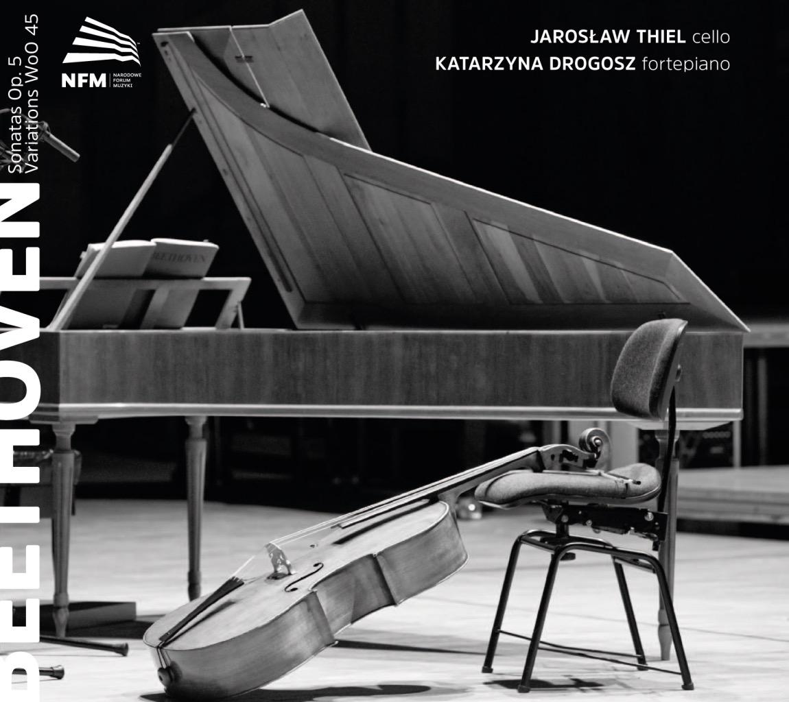 Beethoven – Sonatas Op. 5, Variations WoO 45