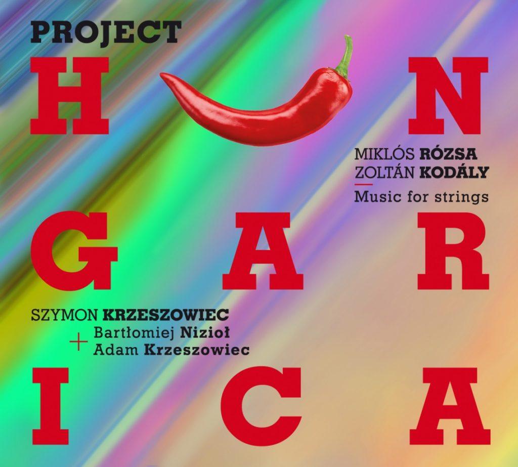 projekt okładki Project Hungarica