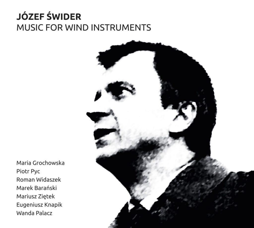 okładka płyty Music for Wind Instruments