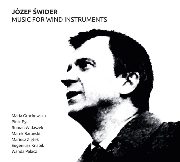 Józef Świder – Music for Wind Instruments