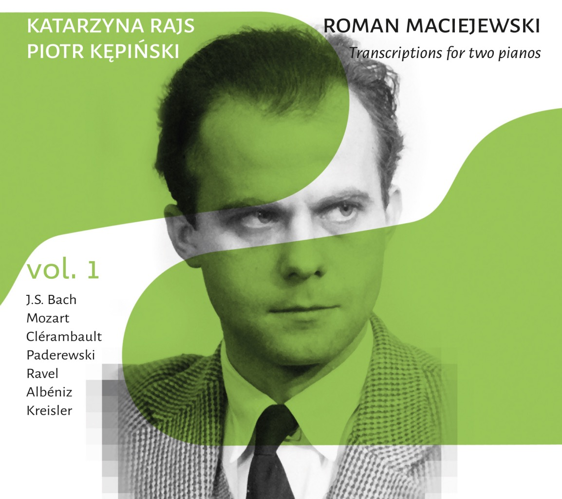Read more about the article Roman Maciejewski – Transkrypcje na dwa fortepiany vol. 1