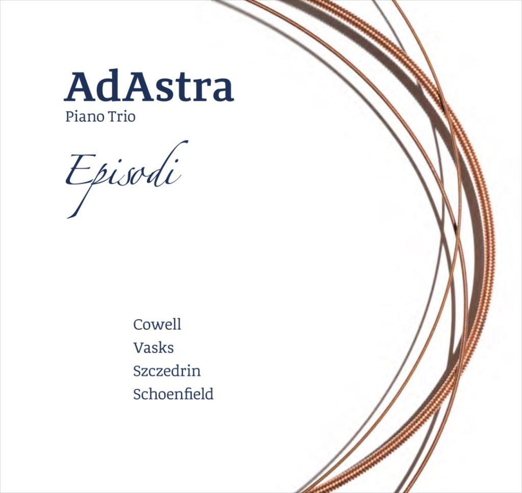 okładka płyty Ad Astra – Episodi