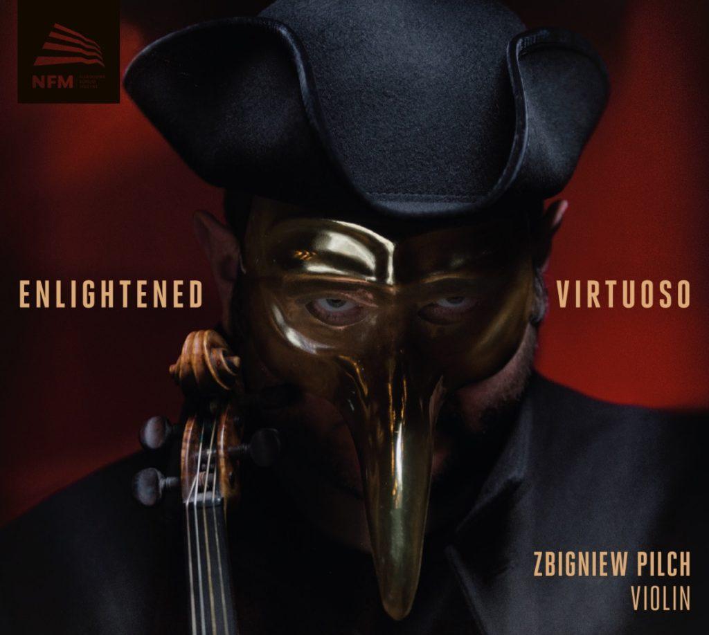 okładka płyty Enlightened Virtuoso