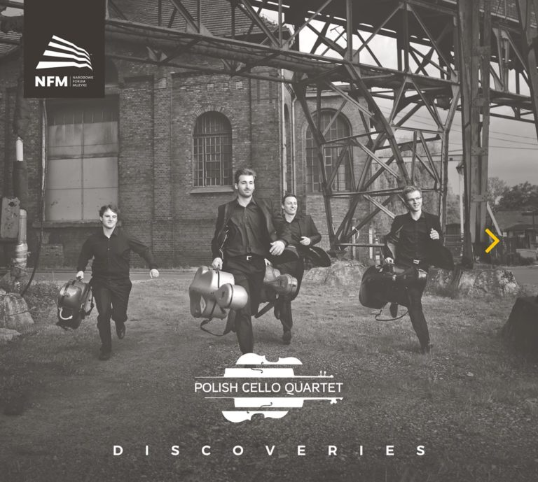 Polish Cello Quartet – Discoveries