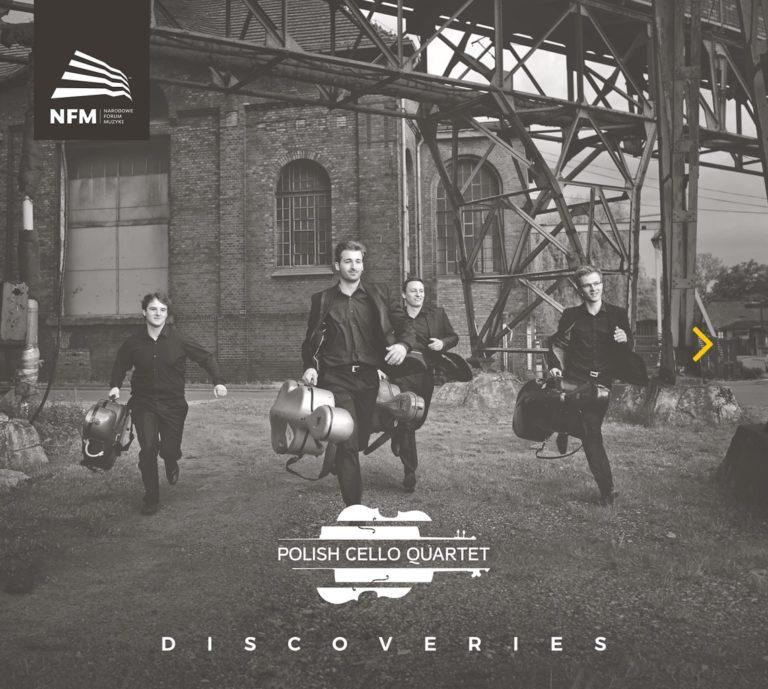 Read more about the article Polish Cello Quartet – Discoveries