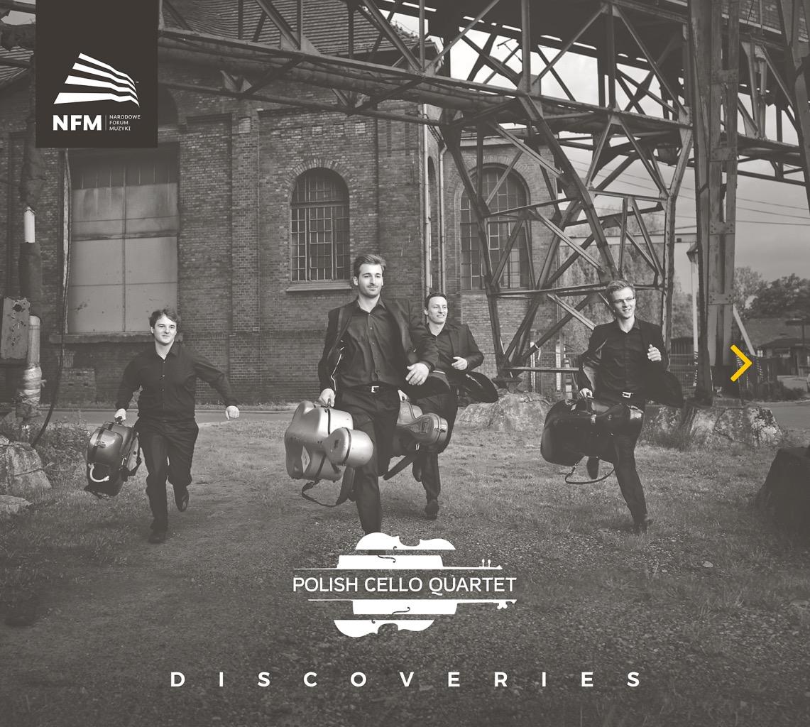 Polish Cello Quartet – Discoveries