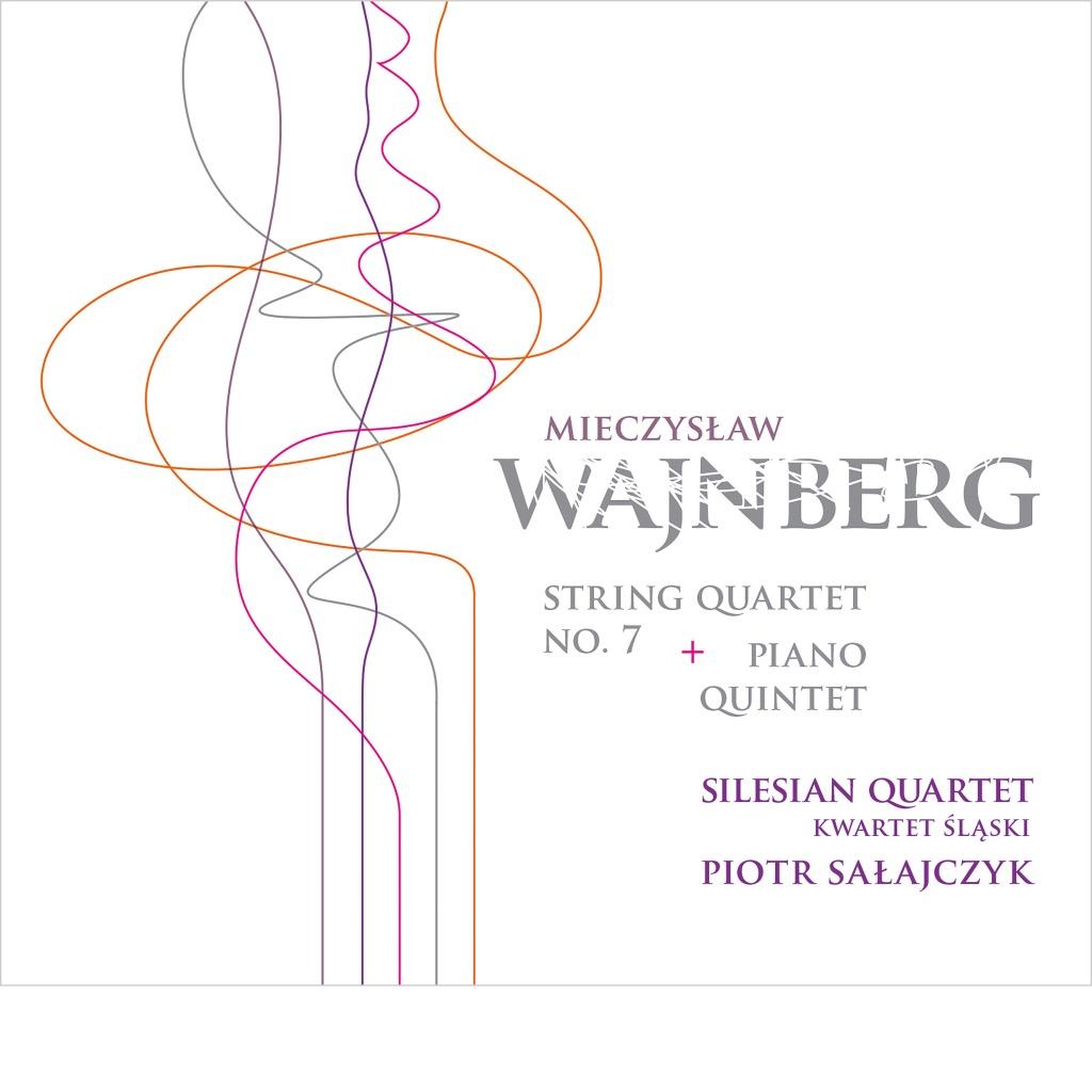 Mieczysław Wajnberg – String Quartet No. 7, Piano Quintet