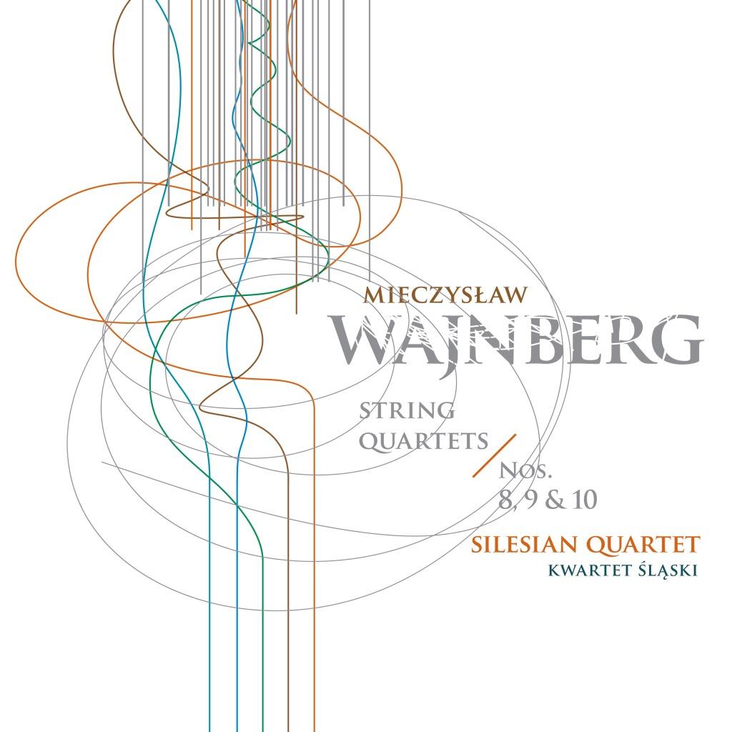 Mieczysław Weinberg – String Quartets Nos. 8-10