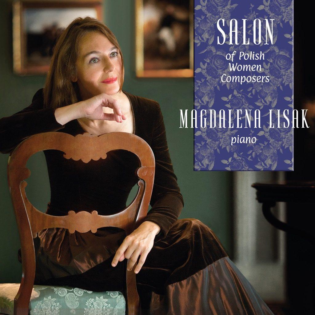 okładka płyty The Salon of Polish Women Composers