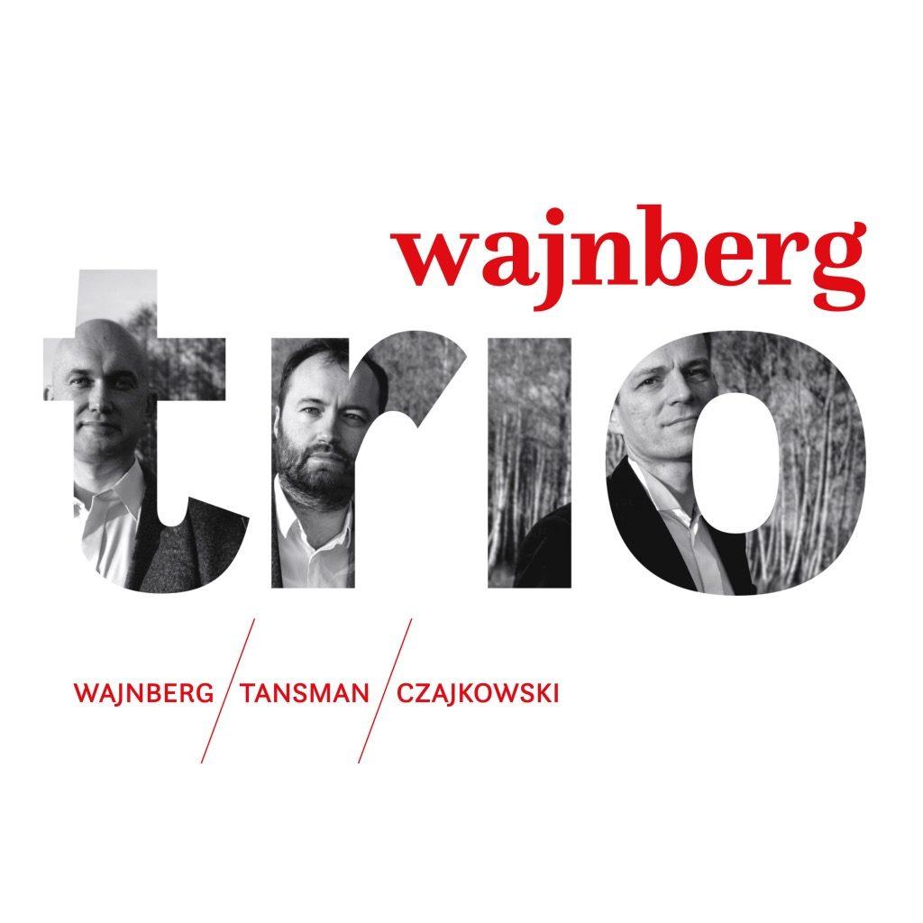 okładka płyty Wajnberg Piano Trio