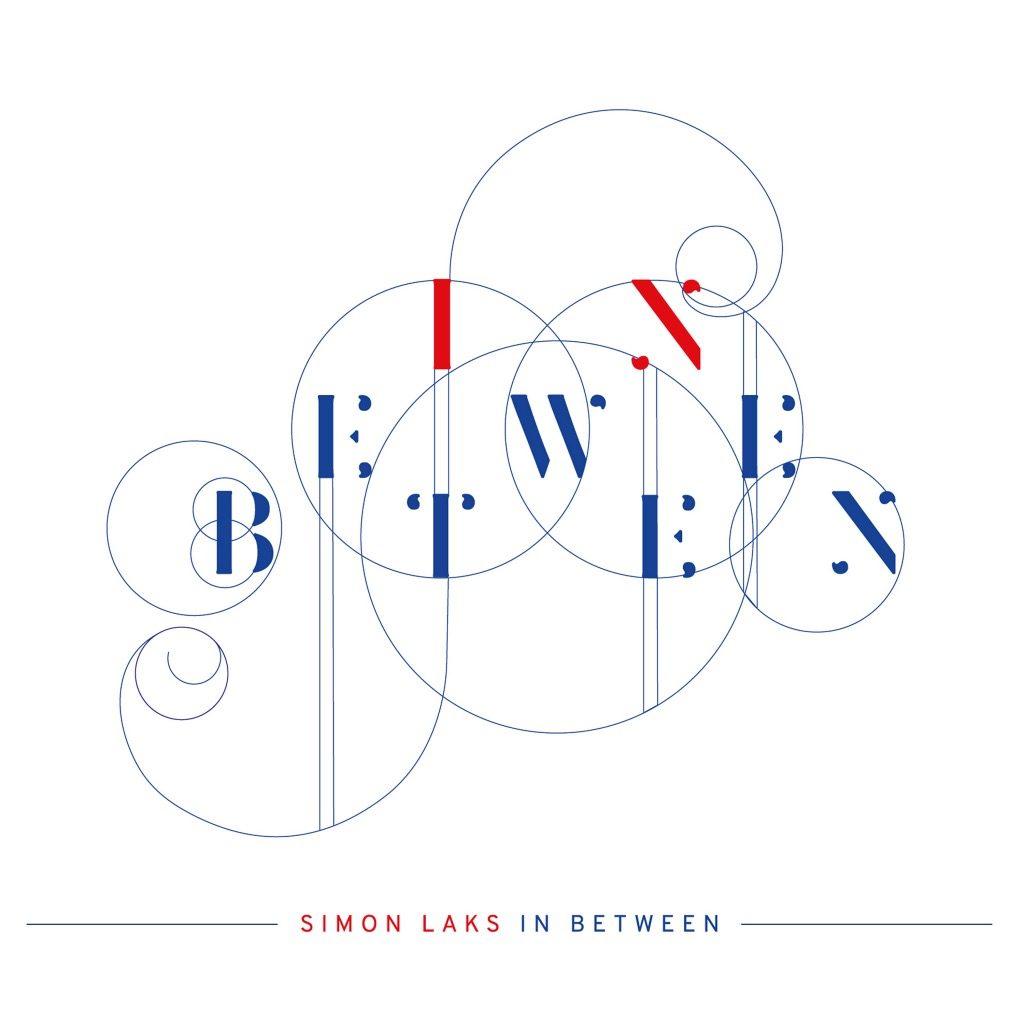 okładka płyty Simon Laks – In Between