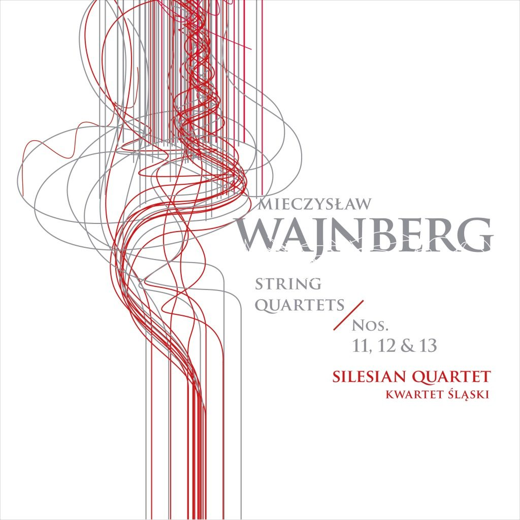 okładka płyty String Quartets Nos 11-13