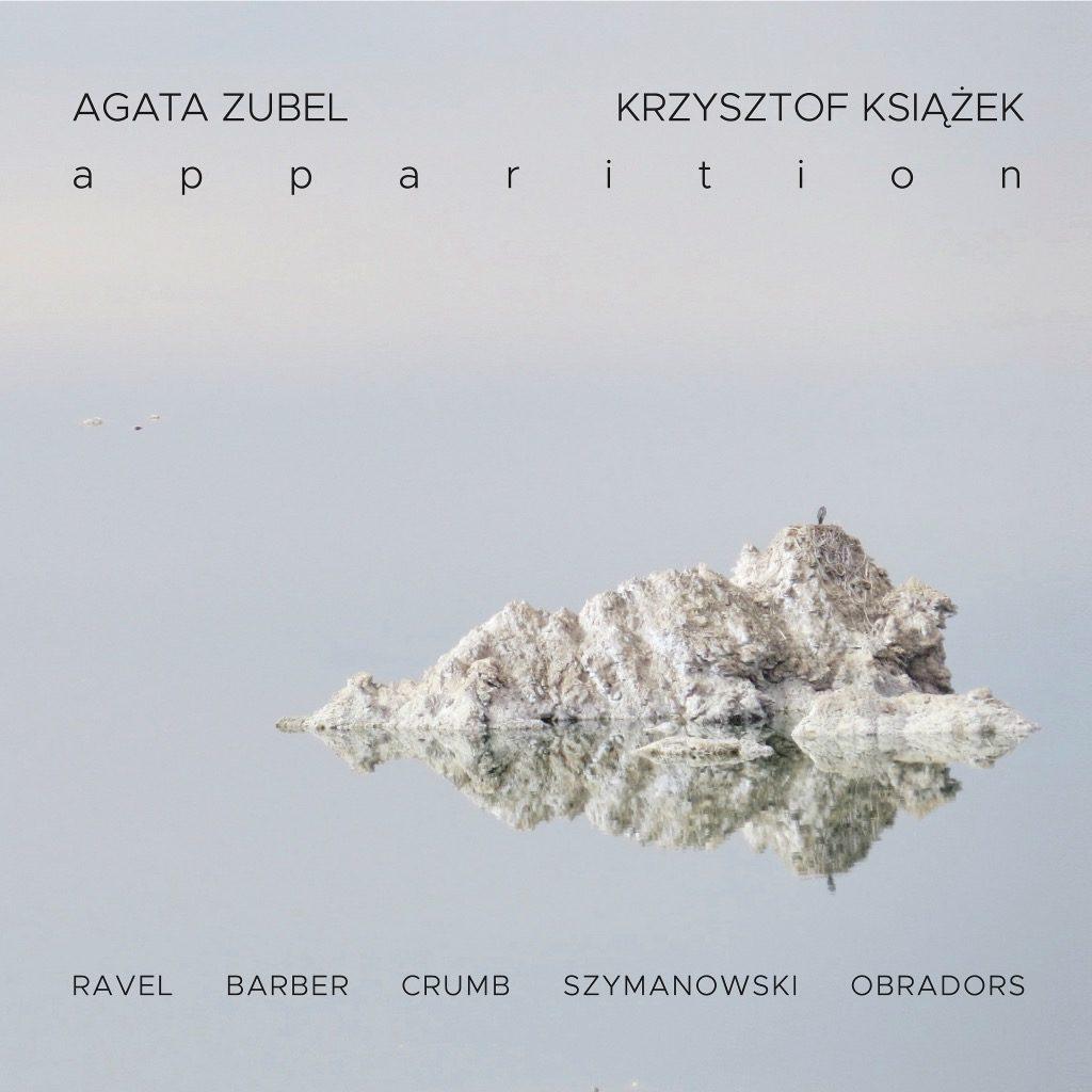 okładka płyty Apparition