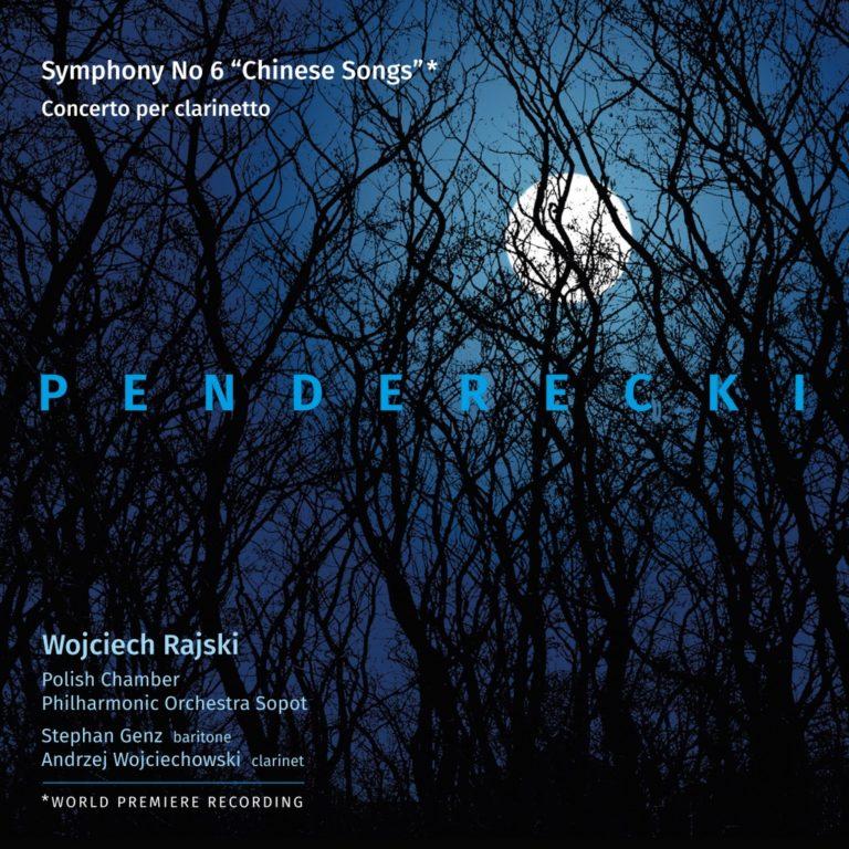 Penderecki – VI Symfonia, Koncert klarnetowy