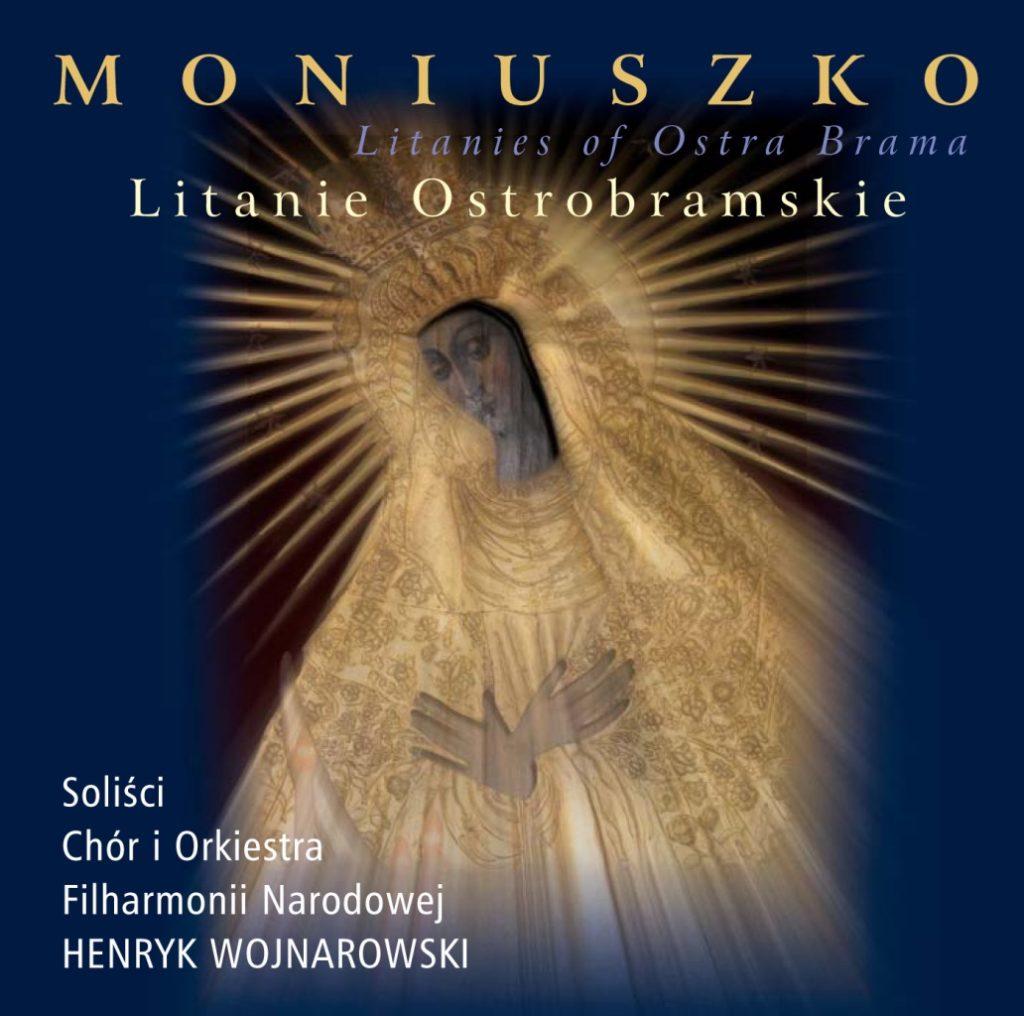 okładka płyty Litanie Ostrobramskie