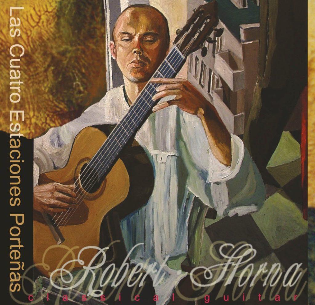 okładka płyty Las Cuatro Estaciones Porteñas