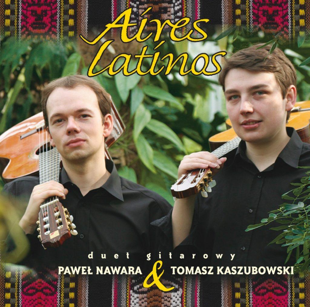 okładka płyty Aíres latínos