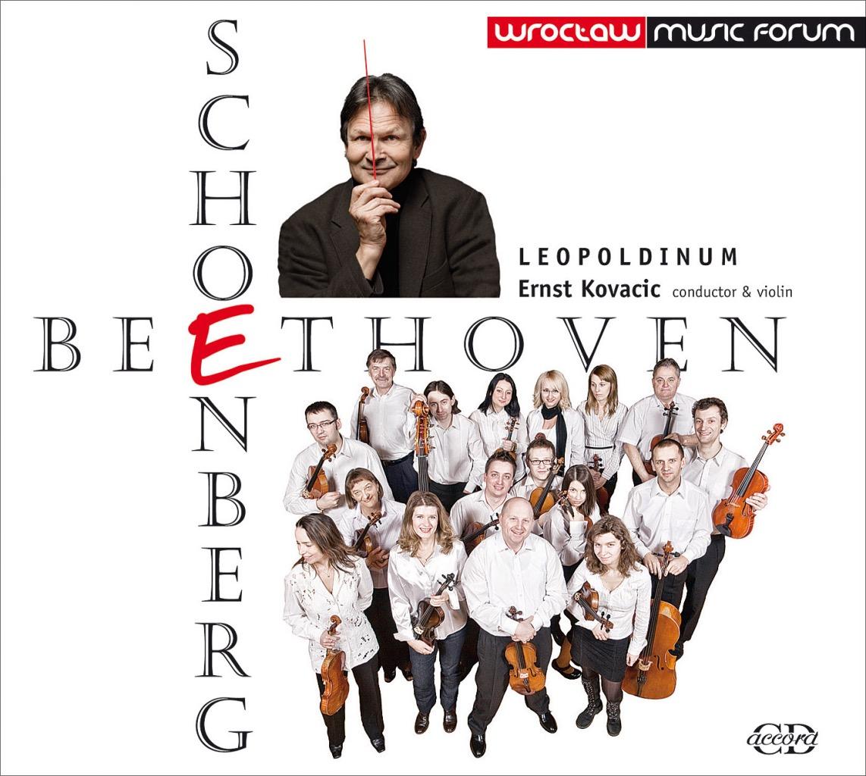 Beethoven, Schoenberg – Leopoldinum, Ernst Kovacic