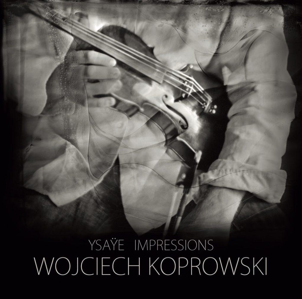 okładka płyty Ysaye Impressions