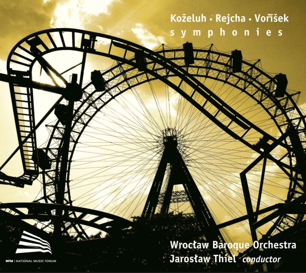 okładka płyty Symphonies