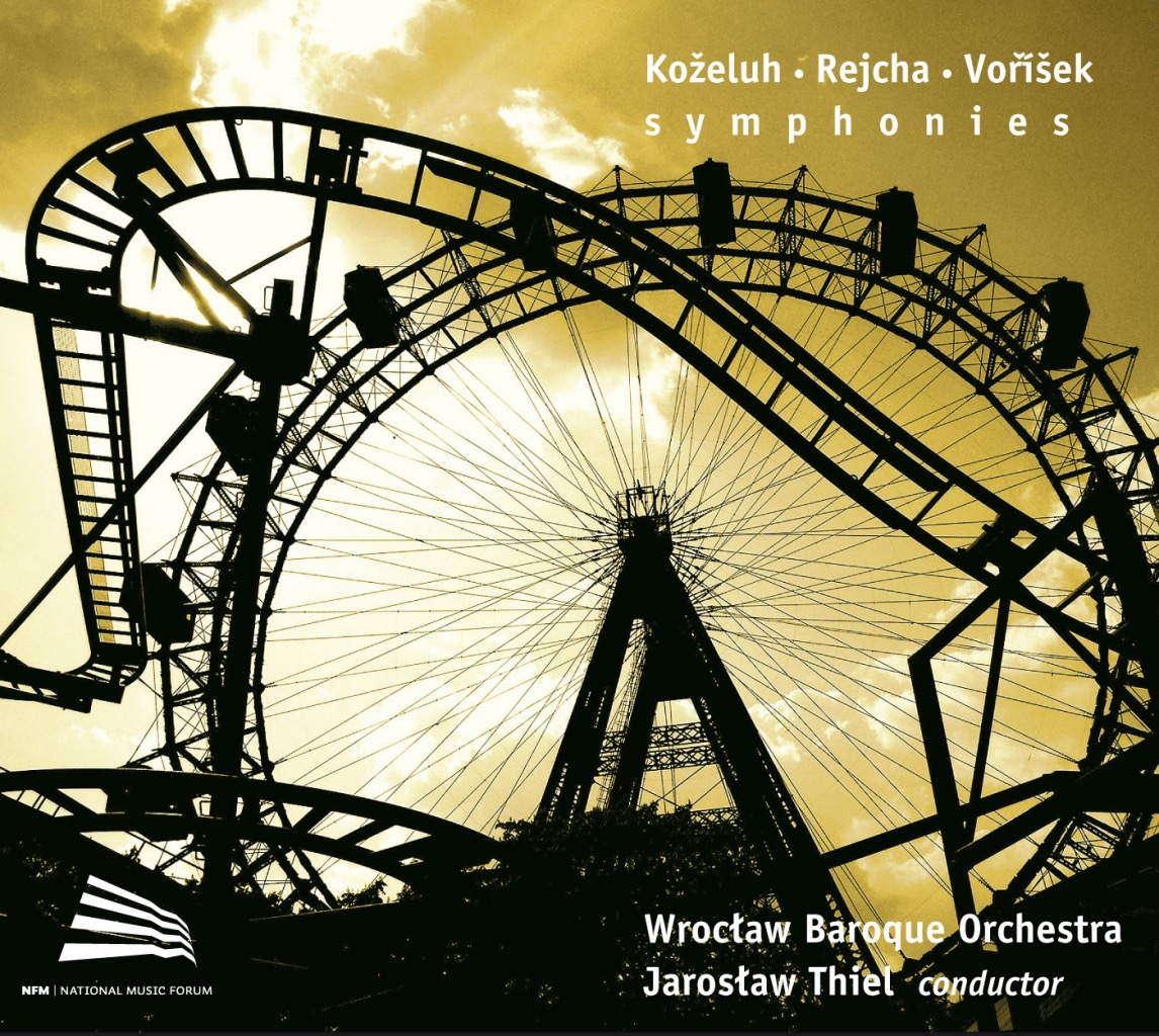 Bohemian symphonists in Vienna