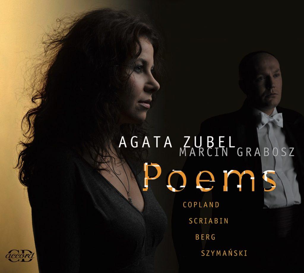 okładka płyty Poems