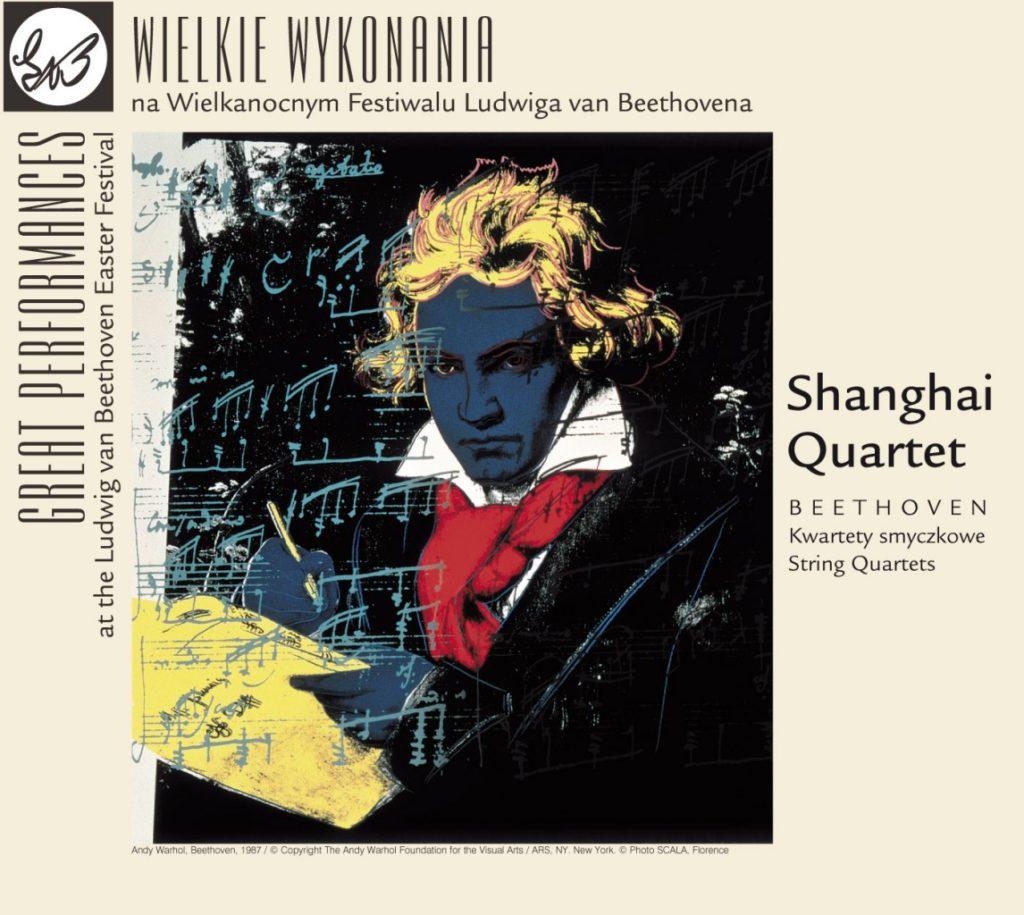 okładka płyty String Quartetes