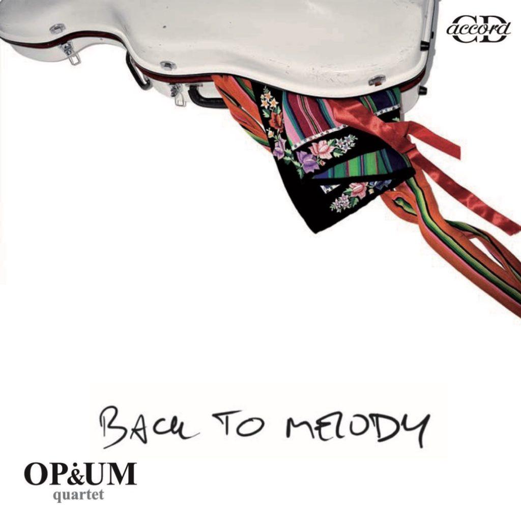 okładka płyty Back to Melody