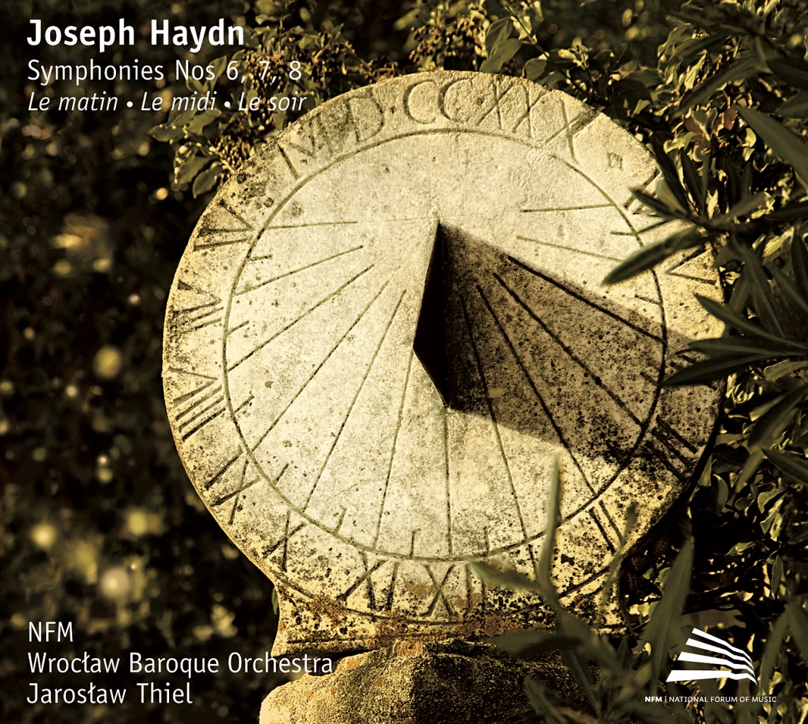 Read more about the article Joseph Haydn – Symphonies Hob. I: 6-8