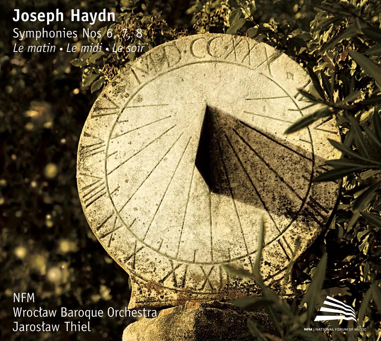 Joseph Haydn – Symphonies Hob. I: 6-8