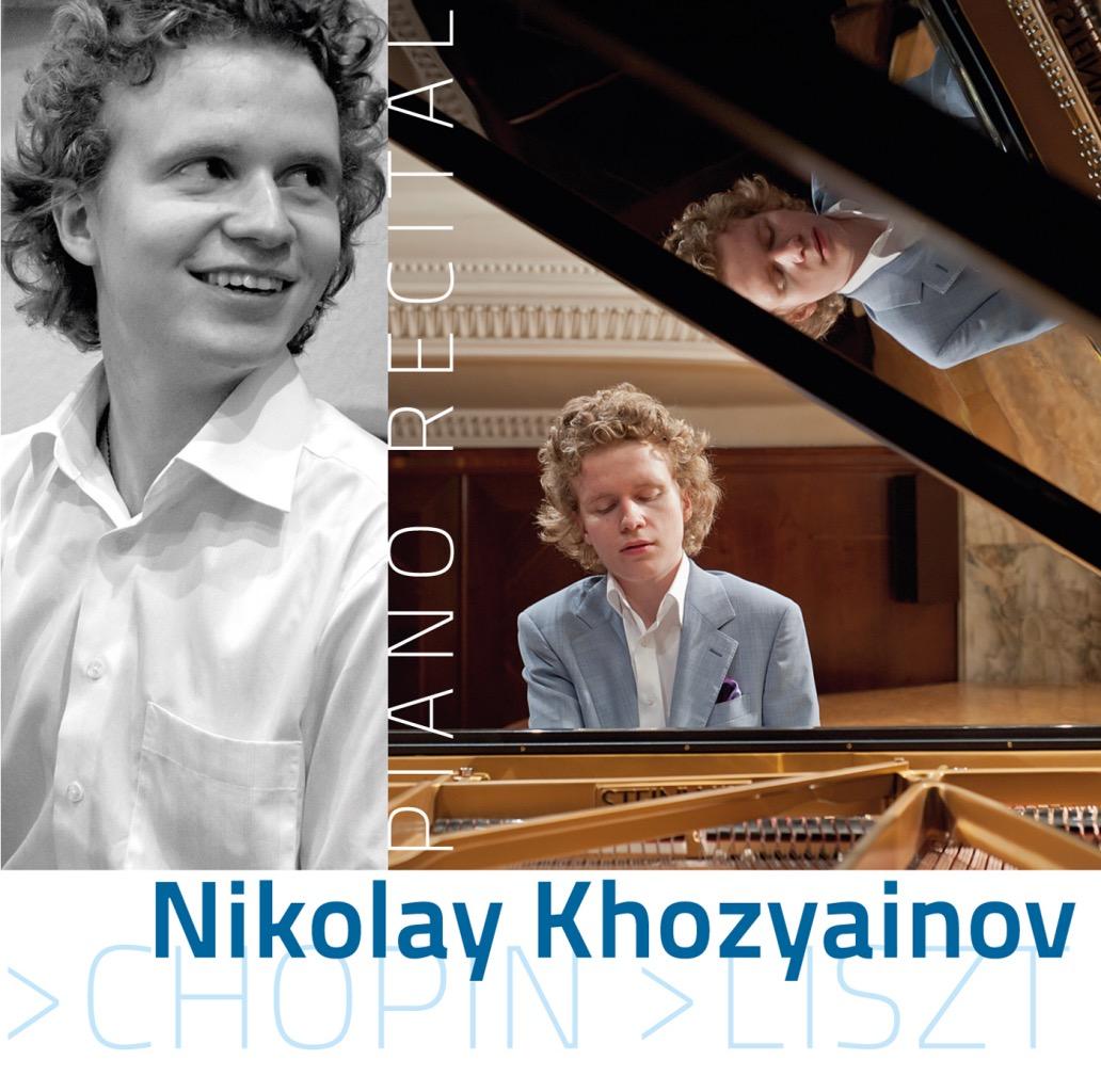 Nikolay Khozyainov – Piano Recital