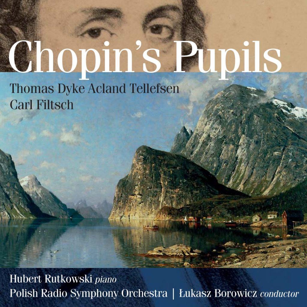okładka płyty Chopin's Pupils
