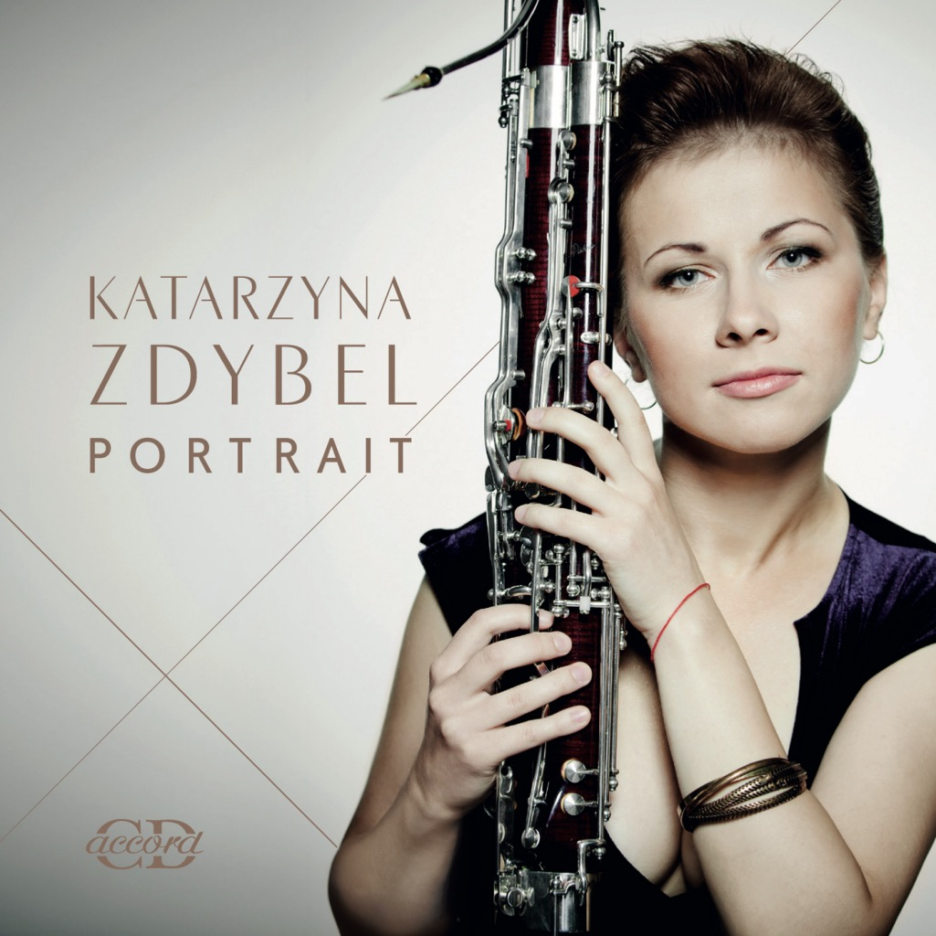okładka płyty Katarzyna Zdybel - Portrait