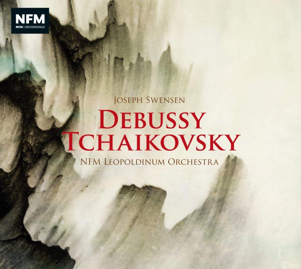 okładka płyty Debussy, Czajkowski