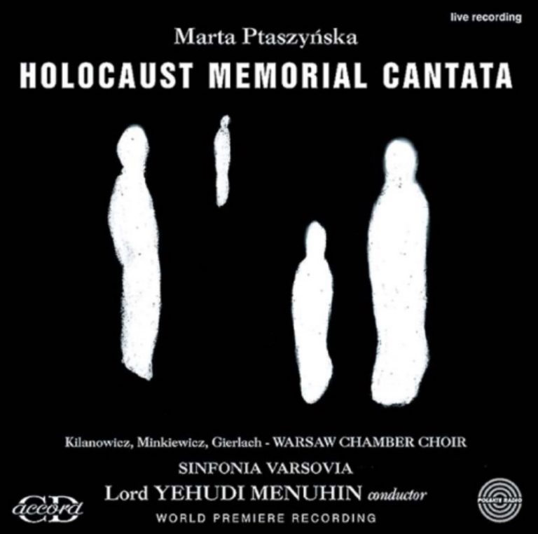 Holocaust Memorial Cantata