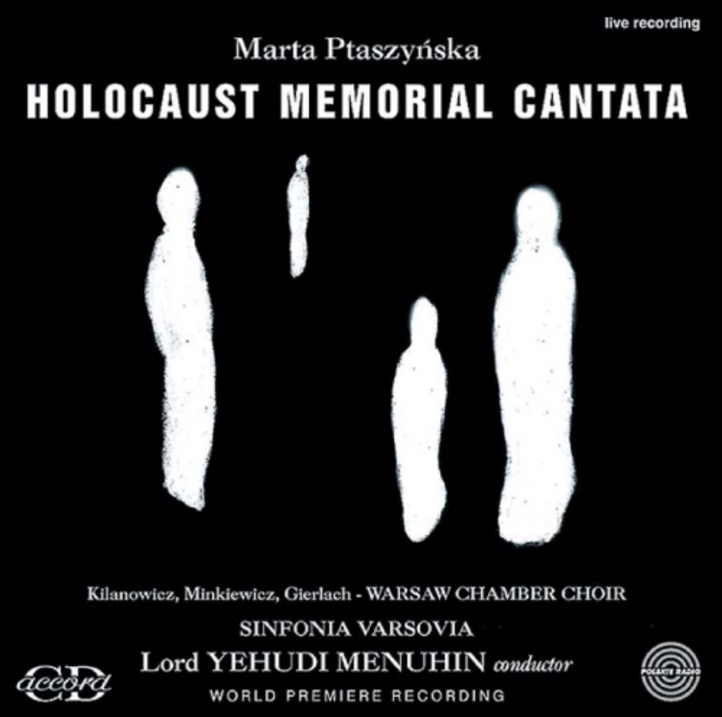 Read more about the article Holocaust Memorial Cantata