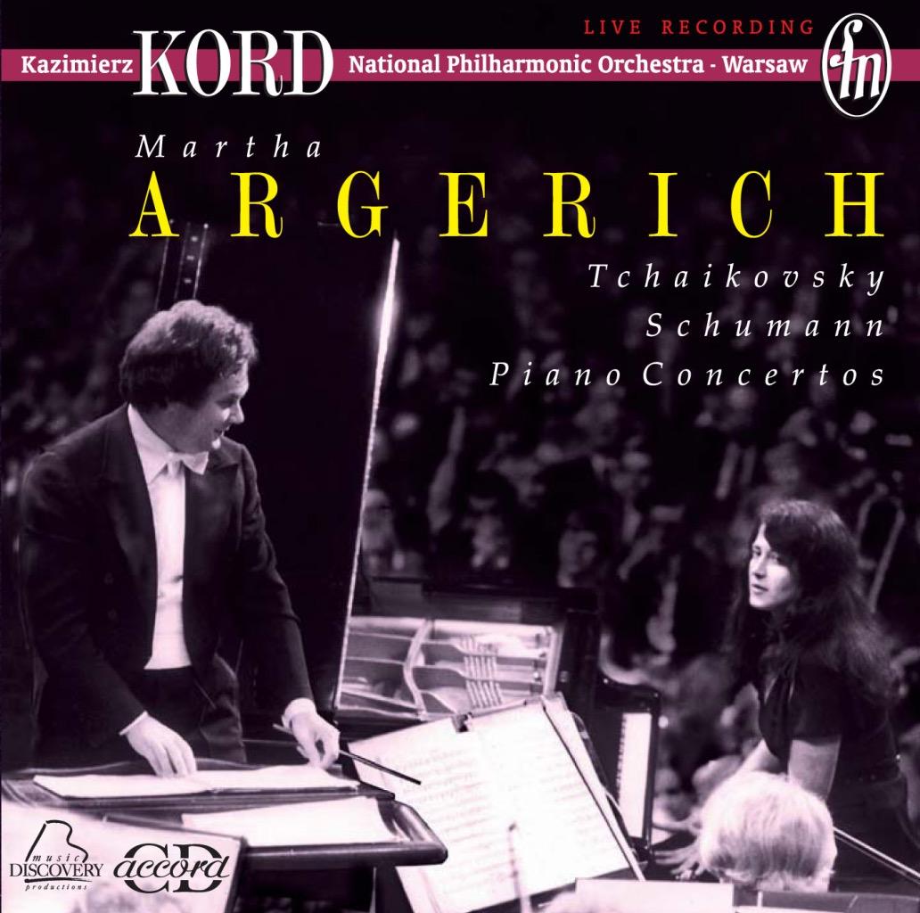 Martha Argerich live at Warsaw Philharmonic