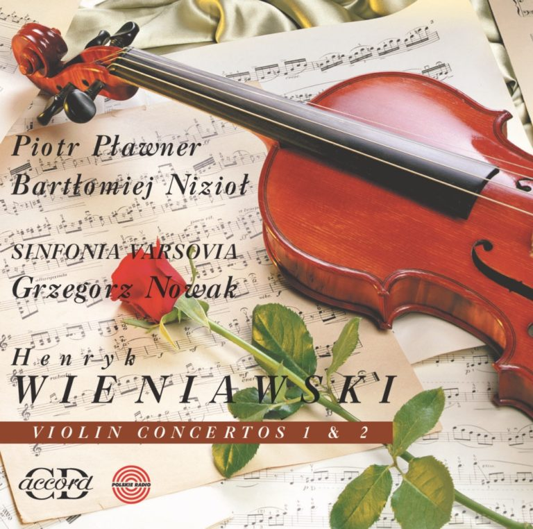 Read more about the article Henryk Wieniawski – Violin Concertos