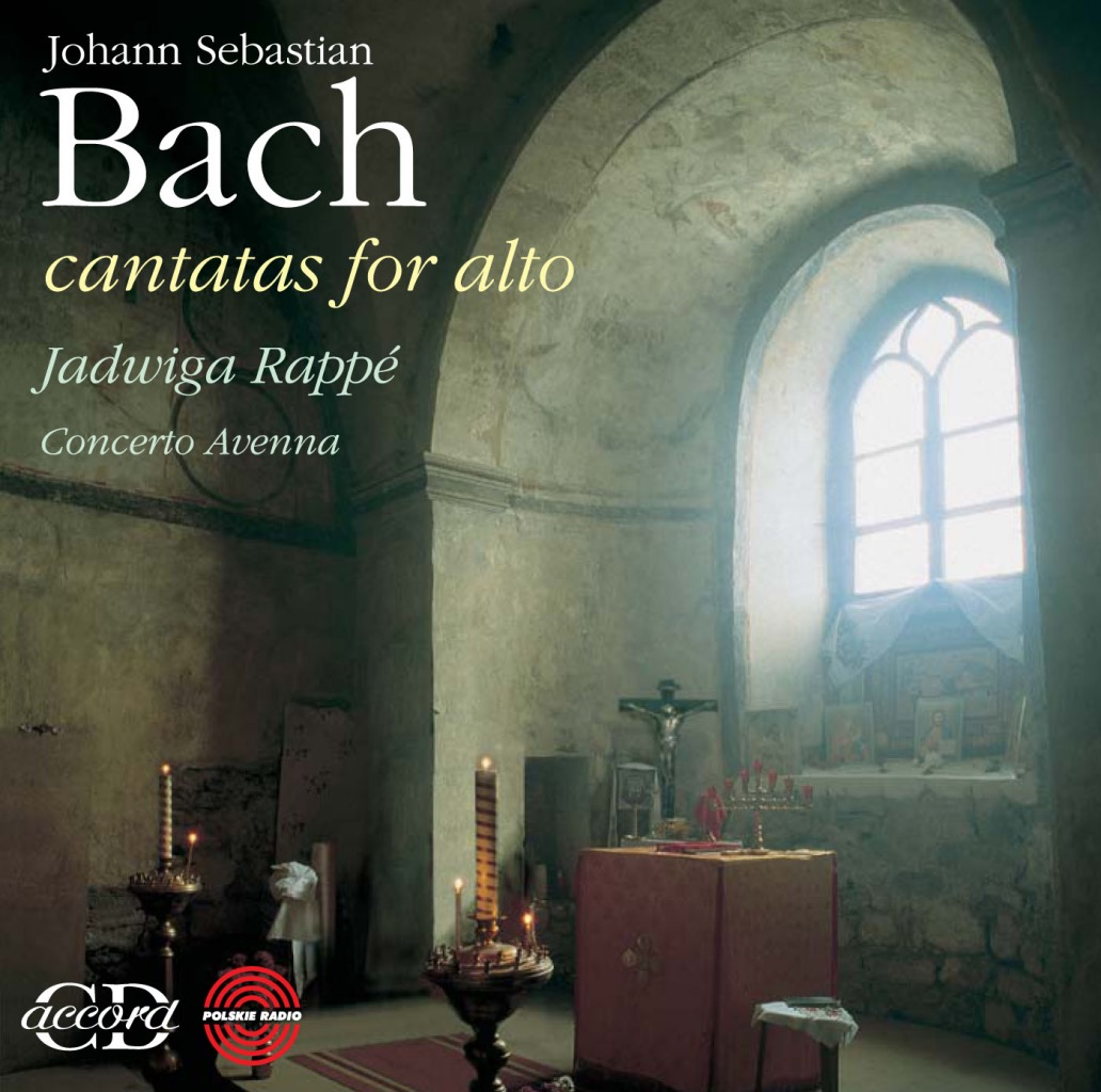 Bach – Kantaty altowe